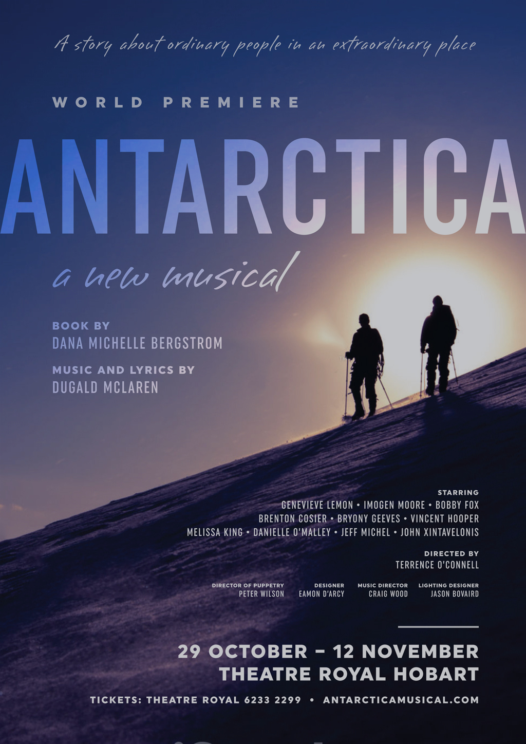 Antarctica_A new musical_2016poster